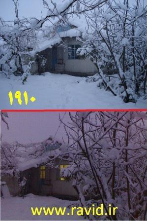 دو روستای دیدنی چلاسر و جل در شمال ایران
