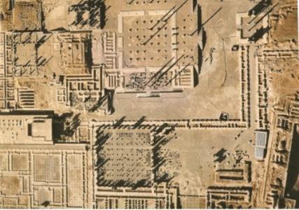تخت جمشید شاهکار تاریخی