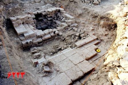 عکس کاوش های باستان شناسی