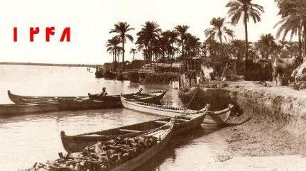 تاریخ دریای پارس خلیج فارس