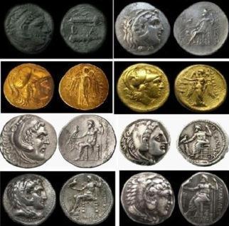تاریخ سکه در ایران و قاره کهن
