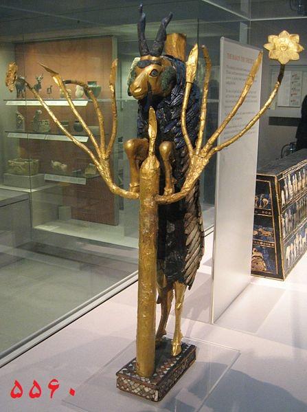 درخت زندگی گورستان سلطنتی