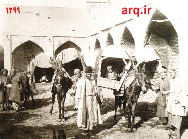 تاریخ مسافرت در ایران
