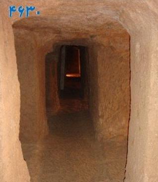 کندوان های تاریخی ایران