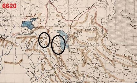 نقشه قدیمی