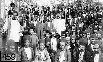 فهرست دوران های تاریخی ایران