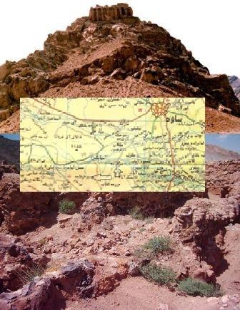 تاریخ قلعه های مهم ایران