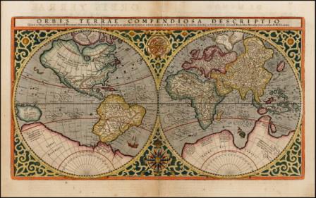 جغرافیای کهن و هفت کشور