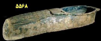 تابوت ۲۰۰۰ ساله دوره اشکانی