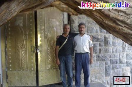 زیارتگاه های تاریخی ایران