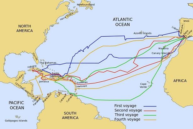 نقشه جان دی لاکوسا